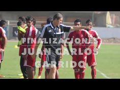 Juan Carlos Garrido Finalizaciones - YouTube