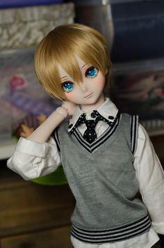 Dollfie Dream / BJD / Smart Doll / Obitsu