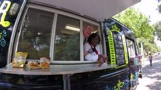 Take a break from Bruff and try the new food truck on campus instead