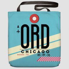 ORD - Tote Bag