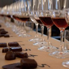 Harmonização de vinho e chocolate para a páscoa.