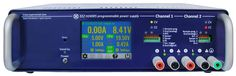PROGRAMMABLE BENCH POWER SUPPLY