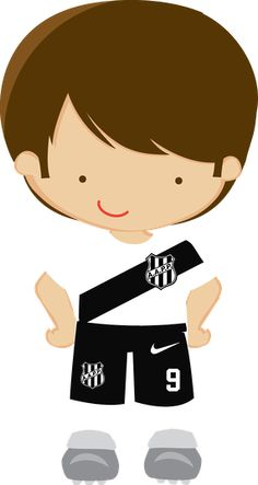 Futebol - Minus Soccer Theme, Football Themes, Cute Clipart, Football Pictures, Sports Party, Child And Child, Portfolio, Club, Baby Girl Newborn
