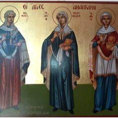Orthodox Icons, Saints