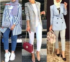 Hijab outfits for college girls Hijab outfits for college girls – Just Trendy . Hijab outfits for college girls Hijab outfits for college girls – Just Trendy Girls College is ju College Outfits, College Girls, Office Outfits, Work Outfits, Modest Dresses, Modest Outfits, Modest Clothing, Hijab Fashion Inspiration, Hijab Outfit