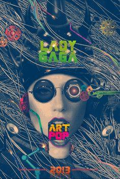Art Pop Lady Gaga