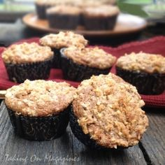 Coffee Cake Muffins by TakingOnMagazines