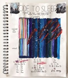ode to sleep part one clique art |-/ twenty one pilots |-/ instagram: altuniversal