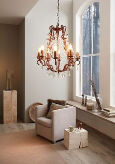 Kronleuchter West Fenton I Chandelier, Ceiling Lights, Lighting, House, Lamps, Home Decor, Products, Beautiful Homes, New Homes