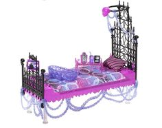 Monster High Dead Tired Wave 3 Spectra's bed (want list)