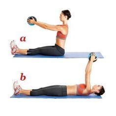 Simple Pilates Exercises