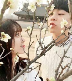 #couple #casal #korean #cute
