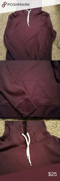 NWOT Full Tilt hoody NWOT purple Full Tilt hooded sweatshirt. Size XS. More true purple looking in person, but very close to the pic. No flaws. Bought b4 I had my baby, now it doesnt fit. So sad bcuz its comfy and I didnt even get use out of it. Smoke/pet free environment. I trade. Full Tilt Tops Sweatshirts & Hoodies