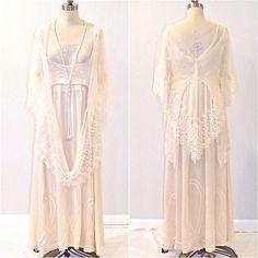 1920s Wedding Dress, Antique Flapper Wedding Gown, Beaded Silk & Lace Edwardian Wedding Dress, Great Gatsby Downton Abbey