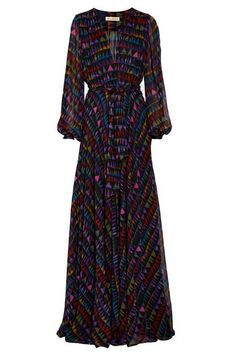 maxi dress with with long sleeves | Long sleeved maxi dress
