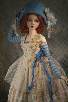 imple doll: tdelia by the dress maker, via Flickr