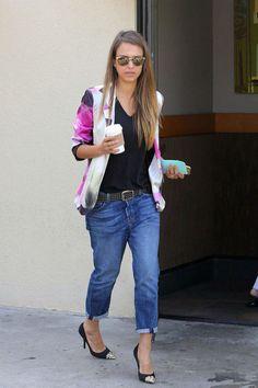 Boyfriend jeans!!!