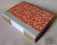 Buttonhole notebook