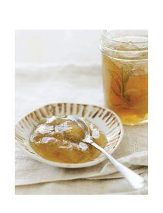 Garlic Rosemary Jelly (Mermelada de ajo y romero) Sweet Paul Magazine - Spring 2013 - Page 62-63