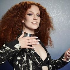 Jess Glynne is my queen Jess Glynne, Lorde, Female Singers, Girl Crushes, Redheads, Red Hair, Beauty Makeup, Beautiful Women, Actresses