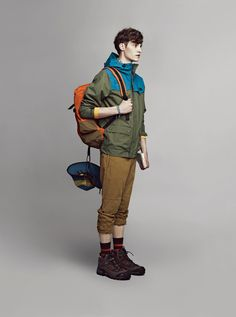 Matthew Hitt for The North Face white label AW2012