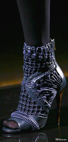 Balmain F/W 2014 - Paris Fashion Week