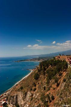Taormina (Messina), Sicily, Italy