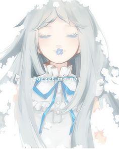 Anohana: Hana no Namae by *Kaytseki on deviantART