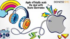 Apple Officially Seals The Deal With Beats Electronics