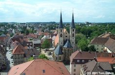 Bad Wimpfen, Germany - Blauer Turm/Blue Towers