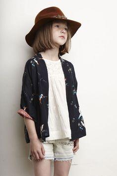 Bellerose online shop, moda niños y niñas para verano