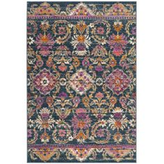 You'll love the Esparza Boho Blue Area Rug at Wayfair - Great Deals on all Rugs products with Free Shipping on most stuff, even the big stuff.