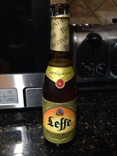 Leffe (Abbaye de Abbey of Leffe) - Blond - Deliciously soft and subtle - Anno 1240