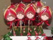 Resultado de imagem para doces chapeuzinho vermelho