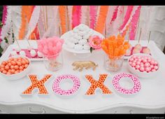 Candy Buffet Wedding Ideas To Match Every Color, Theme