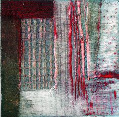 Sue Brown Printmaker. Collograph