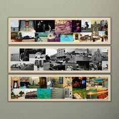 Bespoke Photo Collage Canvas Print  Three by BespokeCollageCanvas, $225.00