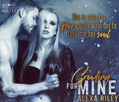 Growling For Mine by Alexa Riley #Teaser #NewRelease #Paranormal #Shifters #Romance