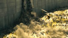 How They Put 8,500 Digital Zombies in a Single World War Z Scene
