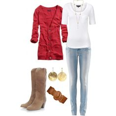 Polyvore Outfits Already Put Together Plus Size | fashion look from November 2011 featuring American Eagle Outfitters ...