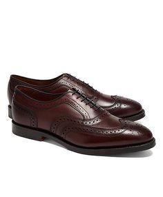 Leather Wingtips - Brooks Brothers