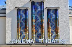 Cinéma-Théatre (art-déco). Château-Thierry .Picardie. Fance