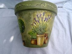 Pots & Buckets | Anna Decoupage | Page 2