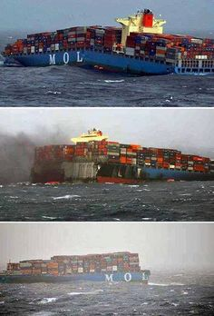MEDIA BLACKOUT: Container Ship Carrying U.S. Weapons For Obama's Syrian Rebels Splits In Half/Sinks... Possible Russian Attack... June 22, 2013
