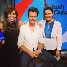 Josh Duhamel on New York Live