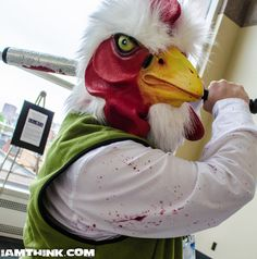 hotline miami jacket! Por:anthonychodor-d67hmxx