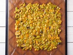 Dehydrated Backpacking Meals: Chickpea and Vegetable Curry Dehydrated Backpacking Meals, Backpacking Food, Camping Meals, Camping Recipes, Dehydrated Vegetables, Dehydrated Food, Curry Recipes, Beef Recipes, Vegan Recipes