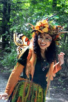Faeries of the Enchanted Forest, via Flickr.
