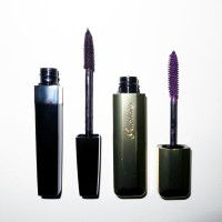 Violet Mascara, Chanel and Guerlain
