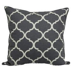 $35. Target Threshold™ Oversized Lattice Pillow
